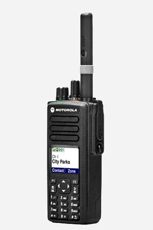 摩托罗拉便携式双向对讲机XIR -P8668